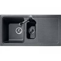 Мойка кухонная TELMA DOMINO DO09910 MQ - Black (74)