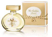 ANTONIO BANDERAS GOLDEN SECRET edt 80 ml spray L