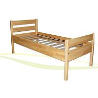 Кровать детская из натуральной древесины
