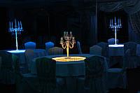 Светодиодные столы