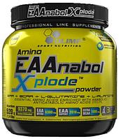 Аминокислоты Amino EAAnabol Xplode (520 g) Olimp
