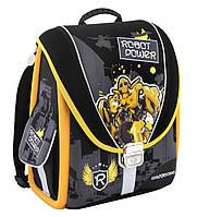 """Ранец каркасный ортопедический """"Robot Power"""" 85456 Cool For School"""