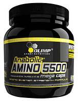 Аминокислоты Anabolic Amino 5500 (400 caps)