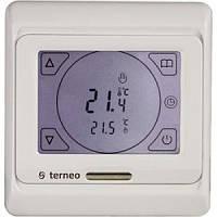 Терморегулятор Terneo SEN 16А 3000ВА LED дисплей сенсорный