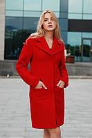Пальто шерсть букле Осень 2016