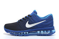 Женские кроссовки Nike Air Max 2017 blue-black, фото 1