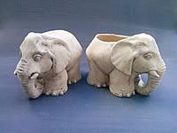 "Кашпо ""Слон"""