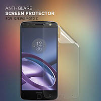 Защитная пленка Nillkin для Motorola Moto Z матовая
