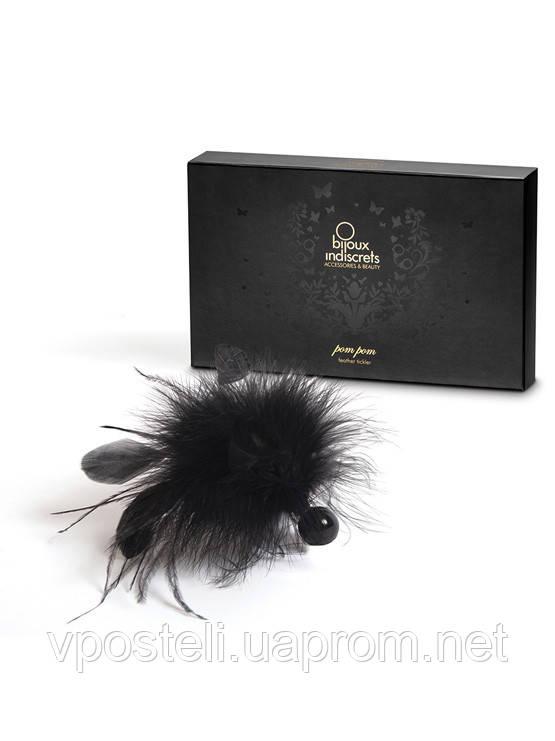 Перьевая щекоталка, Pom Pom Feather Tickler, Bijoux