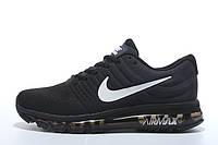 Женские кроссовки Nike Air Max 2017 черные, фото 1