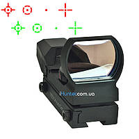 Голографический прицел 1x23x34 планка 11 мм, Коллиматор