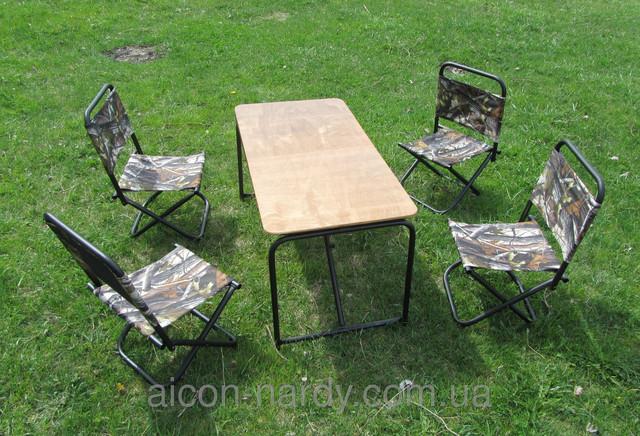 Складная мебель для пикника и отдыха
