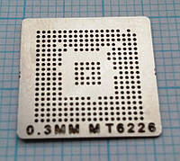Трафарет BGA MT6226, шар 0,3 мм
