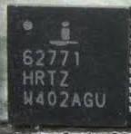 ШИМ-контроллер ISL62771HRTZ, новый, в ленте
