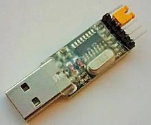 USB-UART USB-TTL конвертер на чипе CH340G Arduino