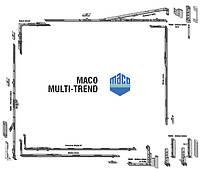 Замена фурнитуры MACO