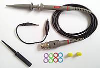 Щуп для осциллографа (Щуп-делитель, пробник) универсальный P-6100 100МГц