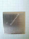 Трафарет BGA X380, x38, шар 0,6 мм, фото 2