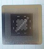 Трафарет BGA MX 440, шар 0,6 мм, фото 2