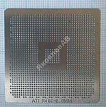 Трафарет BGA ATI R480, куля 0,6 мм, фото 2