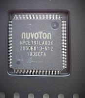 Мультиконтроллер Nuvoton NPCE791LA0DX новый.