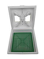 Инкубатор из пенопласта Квочка МИ-30-1-С, автоматический терморегулятор, ламповый нагреватель