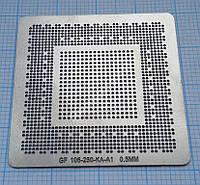 Трафарет BGA GF106-250-KA-A1, GF116-150-A1