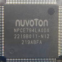 Мультиконтроллер Nuvoton NPCE794LA0DX новый.