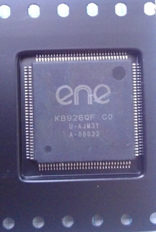 Мультиконтроллер ENE KB926QF C0 новый, в ленте.