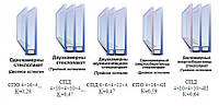 Замена стеклопакетов для ПВХ окон