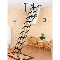 Чердачная лестница FLEX TERMO OMAN (металлический короб), фото 1
