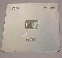 BGA Трафарет QUALCOMM MDM9635M для Samsung S6