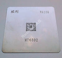 BGA трафарет MT6592