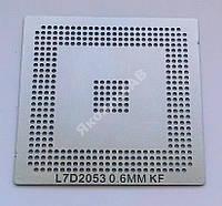 Трафарет BGA C1ZBZ0003801 L7D2053, шар 0,6 мм