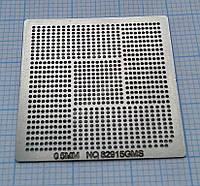 Трафарет BGA NQ82915GMS, шар 0,5 мм
