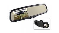 Зеркало заднего вида с монитором Gazer MM507 BMW, Peugeot, Ford Kuga, Land Rover, Porsche