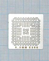 Трафарет BGA EME350GBB22GT, шар 0,5 мм