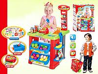 61d8c6183b8b Детский игрушечный магазин с корзиной супермаркет, цена 618 грн ...