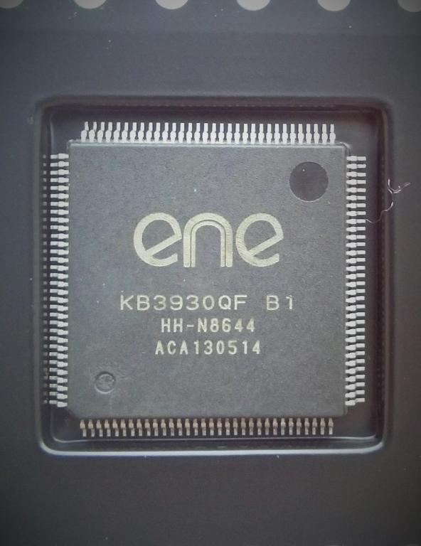 Мультиконтроллер ENE KB3930QF B1 новый, в ленте.