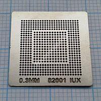Трафарет BGA AM82801IUX SLB8N, шар 0,3 мм