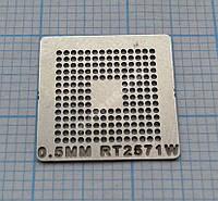 Трафарет BGA RT2571W, шар 0,5 мм