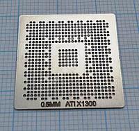 Трафарет BGA ATI X1300, шар 0,5 мм