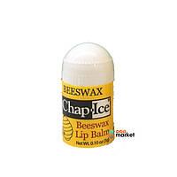 Помады OraLabs Бальзам для губ OraLabs Chap Ice Beeswax с пчелиным воском 3 г