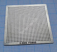 Трафарет BGA FG900, шар 0,5 мм