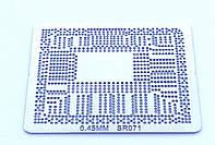 Трафарет BGA i5-3210m, SR0XL, SR071, SR0N9, E89391, G28164