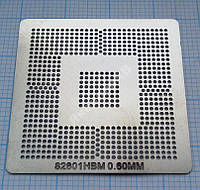 Трафарет BGA 82801HBM (AF82801IBM, NH82801HBM, NH82801HEM, AF82801IEM), шар 0,6 мм