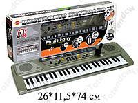 Cинтезатор  детский MQ 806 орган USB (МP3) + микрофон