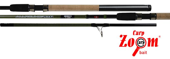 Удилище матчевое TigerZoom Picker rod, 300cm, 5-20g (бланк-карбон)