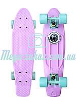 "Скейтборд/скейт пенни борд (Penny Board) пенни Pastels Siries ""Пастельные оттенки"": 3 цвета, Fishskateboards, фото 1"