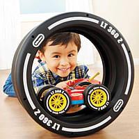 Управляемый гоночный автомобиль с колесом для катания на радиоуправлении Little Tikes 638541